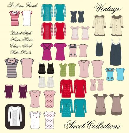 all set apparel Illustration