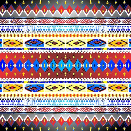 native art blend Vector
