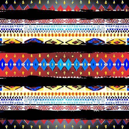 native art black side