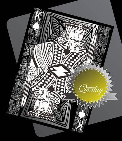 retro fine art card Stock Vector - 16962585