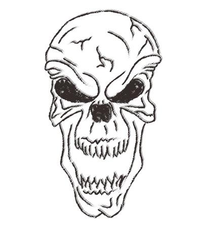 damn: damn skull own