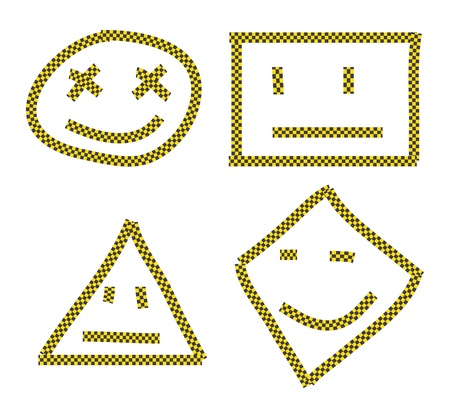 face shape Stock Vector - 16195193