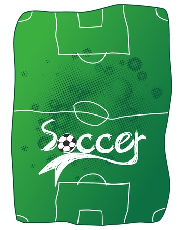 greenfield: soccer white