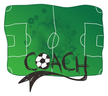 soccer coach: soccer coach