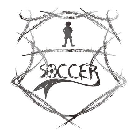 soccer score Stock Vector - 16395289