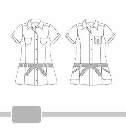 dress apparel for girl