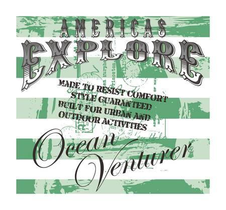 quartered: graphic for shirt explorer