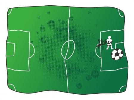striker: striker soccer