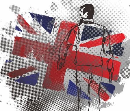 british man: british man