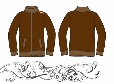jacket for you Vector