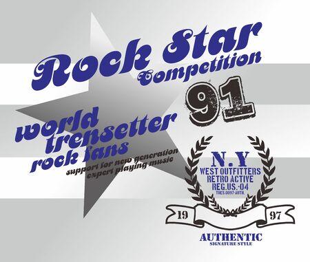 quartered: rock star art