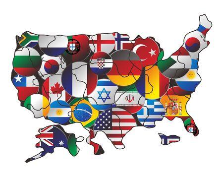 earthly: map national
