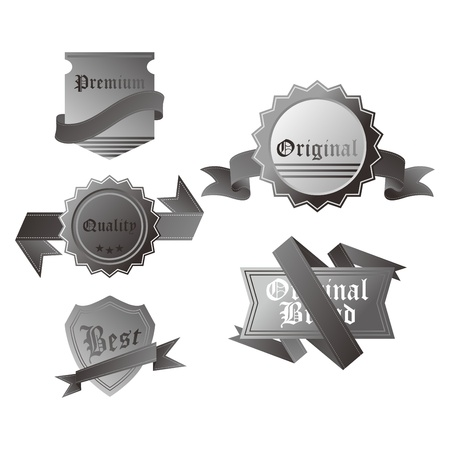 label set Stock Vector - 17479383