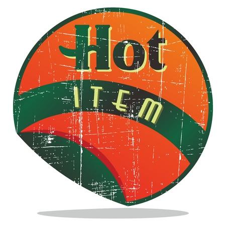 button art hot item