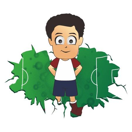soccer africa boy