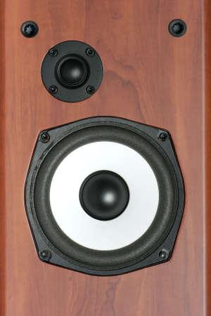 hifi: 2-way hifi loudspeaker background