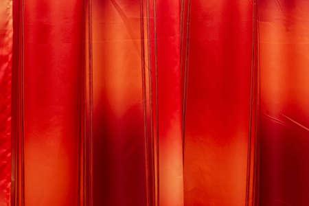 lineas verticales: Red fondo sedoso con l�neas verticales  Foto de archivo