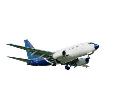 jetplane: Aeroplano isolata on white background