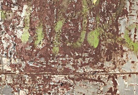 Rusty grunge metal texture Stock Photo - 6675300