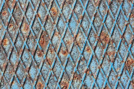 Old rusty metal texture Stock Photo - 8203711