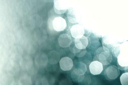 Punti salienti sfocati formando sfondo liscia