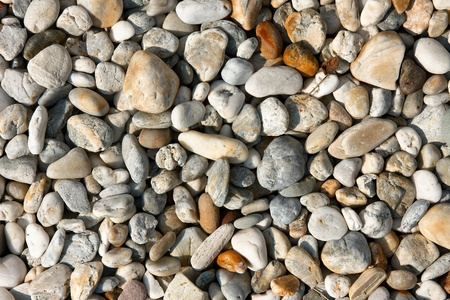 Small stones background photo