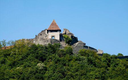 visegrad: Ruins of a medieval castle