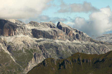 High mountain landscape in the Dolomites Stock Photo - 15904040