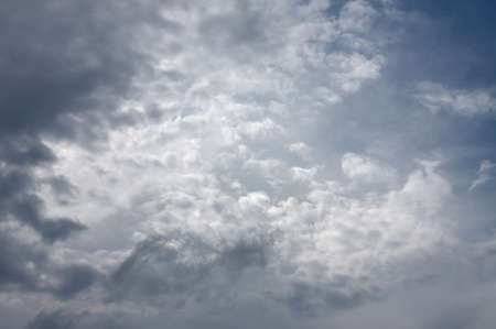 Cloudy, dark, overcast sky Stock Photo - 16662840