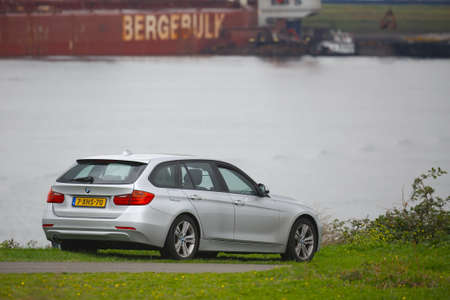 BMW 5 Tourer Редакционное