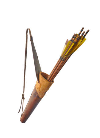 Quiver with arrows