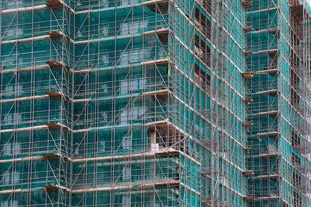 Urban Building Construction Stockfoto