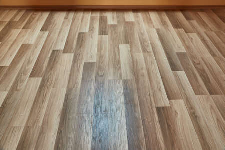 Parquet floor closeup