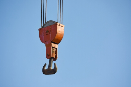 Old Crane Hooks