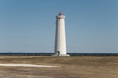 Old White Lighthouse