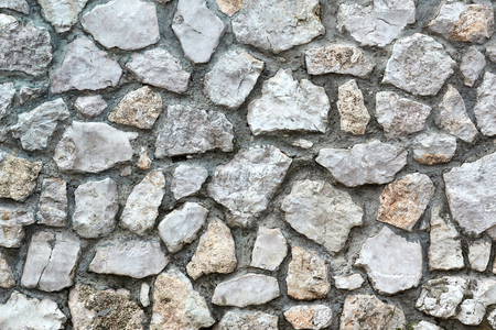 Old Stone Wall 스톡 콘텐츠