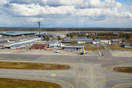 Oslo International Airport Editorial