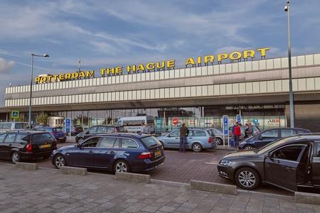 Airport of Rotteram