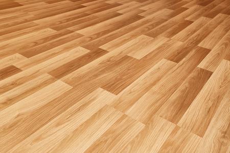 Parquet floor of a room Stock fotó