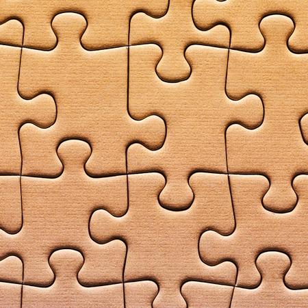 Puzzle-Hintergrund Standard-Bild