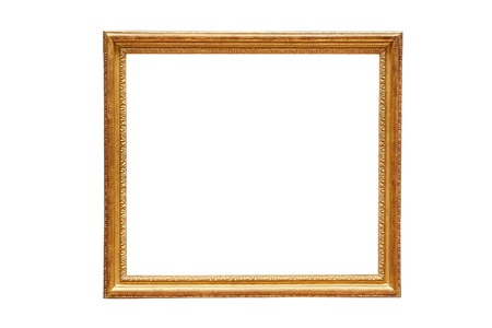 Old Picture Frame Stockfoto