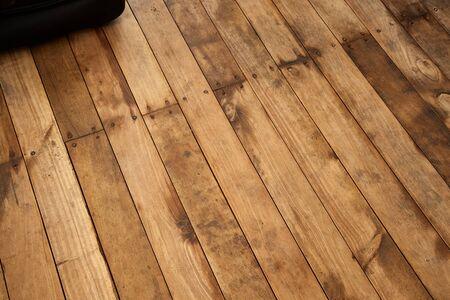 Wood floor lumber