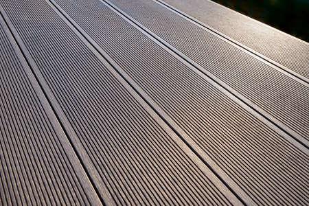 WPC Wood Plastic Composit Deck Texture