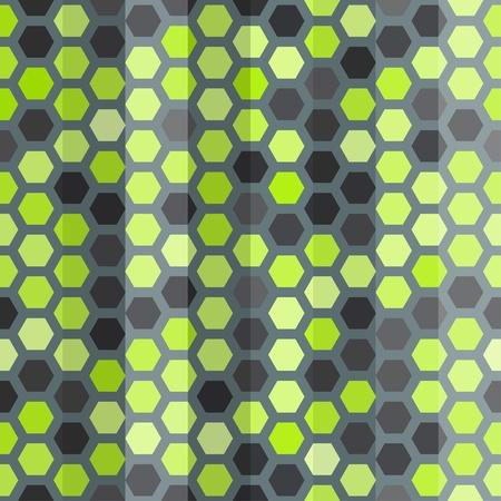 green cells seamless Stock Vector - 16664971