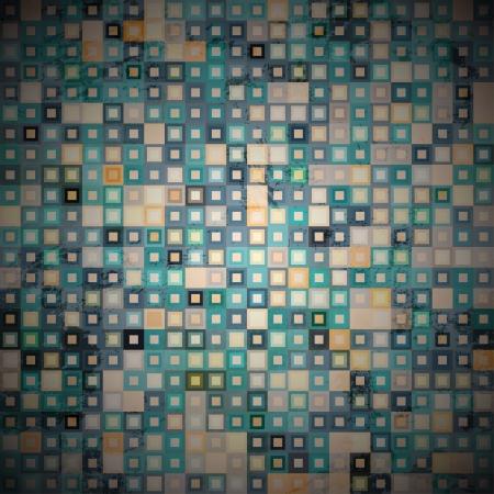 grunge tile seamless pattern Stock Vector - 16665240