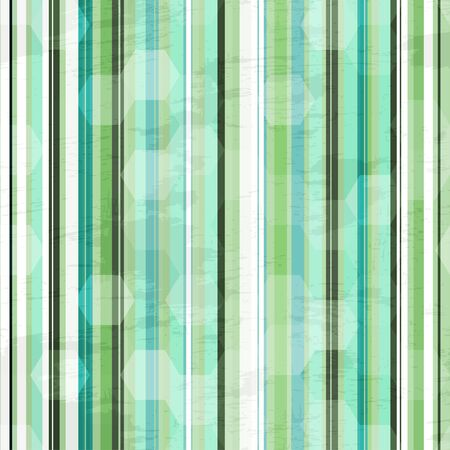 vintage green line semless Vector