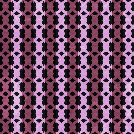 gothic revival style: gothic seamless pattern Illustration
