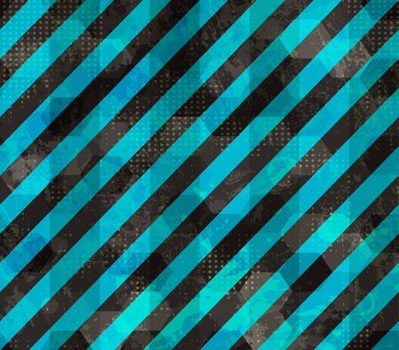 photorealism: grunge line seamless pattern