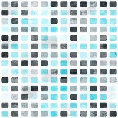 grunge square seamless Stock Vector - 17621614