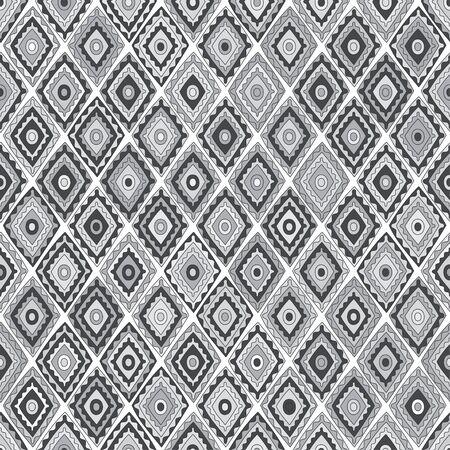 monochrome vintage seamless Stock Vector - 17621528